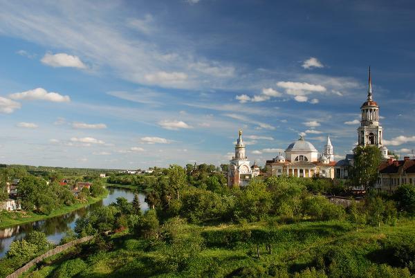 Руденя: приоритетное направление развития Торжка — туризм