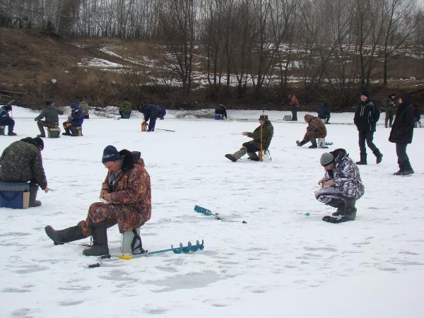Фестиваль любителей рыбалки пройдет в Липецкой области