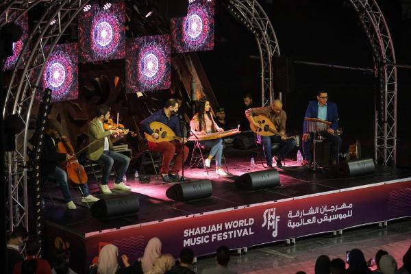 Международный фестиваль музыки пройдет в Шардже с 1 по 9 февраля