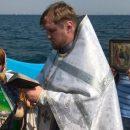 Как православный батюшка океан в Таиланде освящал