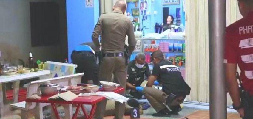 Массовое убийство в Таиланде в Новый год (ВИДЕО)