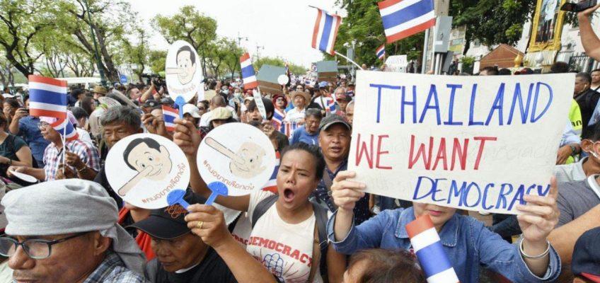 Выборы в Таиланде — быть или не быть: вновь отложены на неопределенный срок