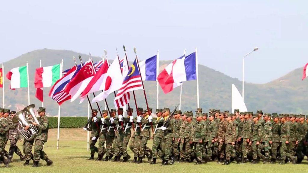 В Таиланде стартуют военные учения Кобра Голд 2019