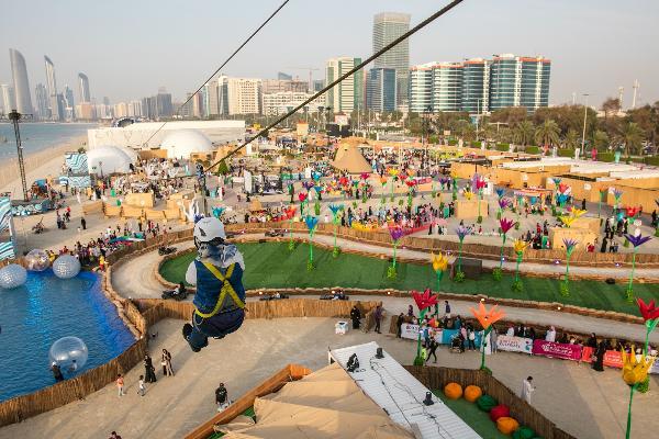 Фестиваль Mother of the Nation возвращается в Абу-Даби 12 марта