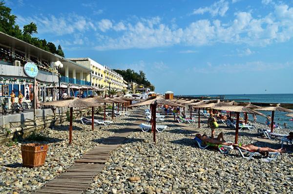 Российские курорты оказались дешевле Турции при раннем бронировании на лето