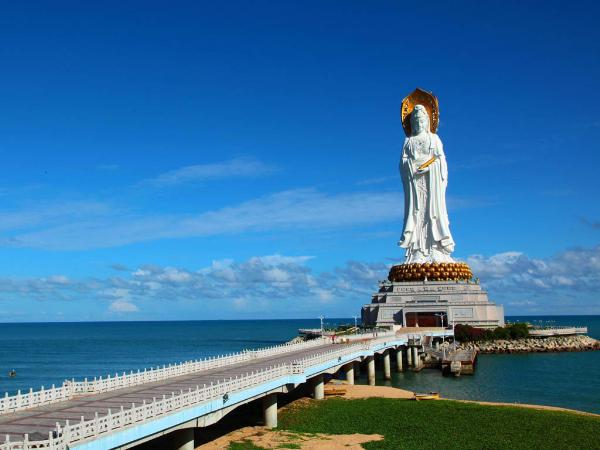 Китайский курорт Санья намерен открыть прямое авиасообщение с семью городами России