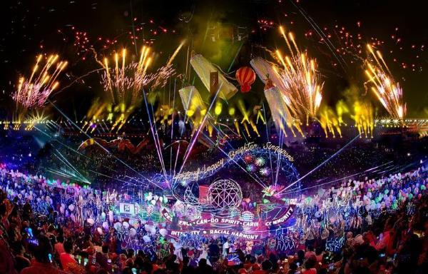 Фееричный парад-карнавал Чингай в Сингапуре удивит туристов