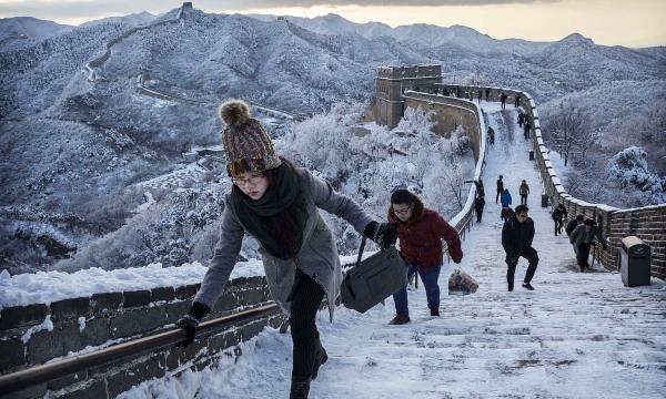 В зимнем сезоне 2017-2018 гг. в Китае в ледовом и снежном туризме приняли участие 197 млн человек