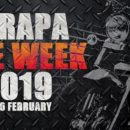 Burapa Pattaya Bike Week 2019 — фестиваль байкеров в Паттайе