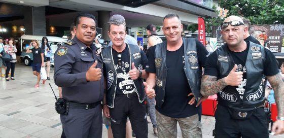 Burapa Pattaya Bike Week 2019 — фестиваль байкеров в Паттайе