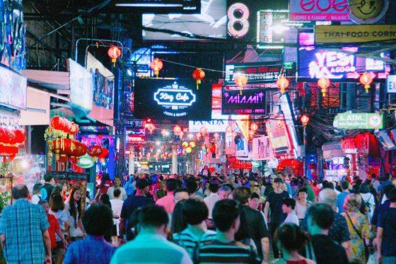 Китайский Новый год 2019 в Паттайе — когда и где отмечать