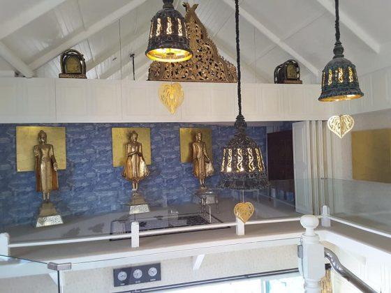 Пентхаус в центре Паттайи с ванной на балконе