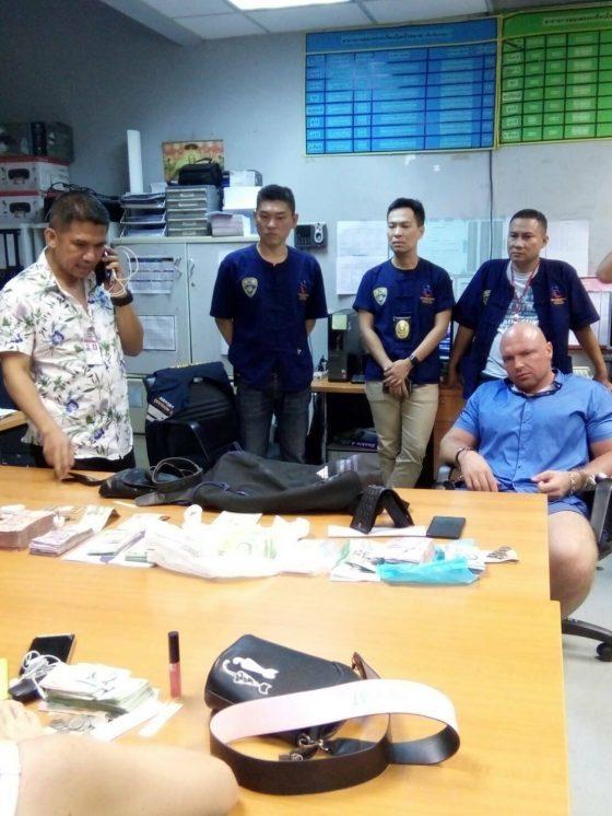 Николай Рыбалов и Алекс Лесли вместе сидели в тайской тюрьме