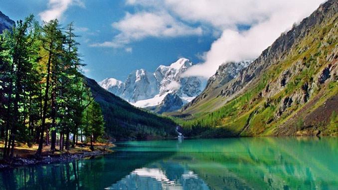 Добро пожаловать на нетронутый Алтай